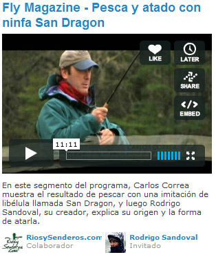 Video de pesca y atado de la San Dragon